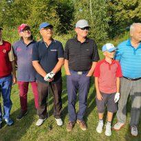 XIV kolejka Lubelskiej Ligi Golfa -gry krótkiej.
